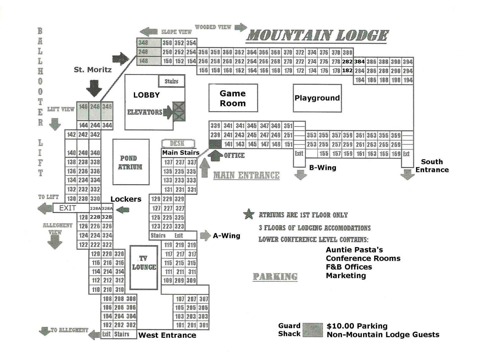 ML Floor Plan