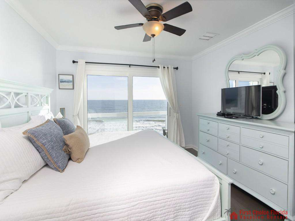 Ocean Oasis - Master Bedroom w/ Spectacular Ocean Views!