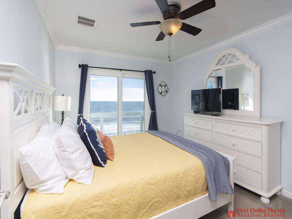 Ocean Oasis - Guest Bedroom w/ Great Ocean Views!