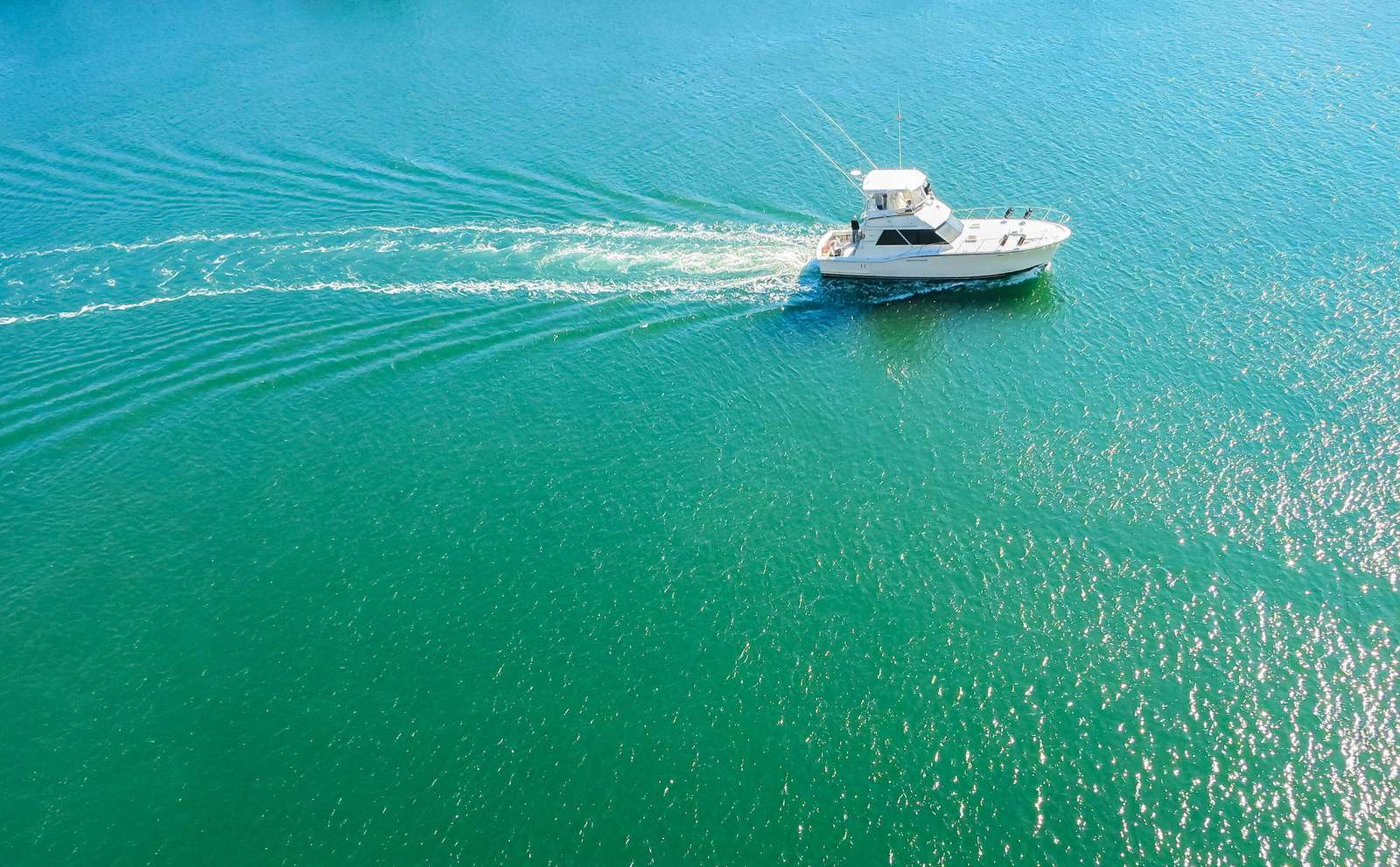 Large Boats welcome and no problem we have 110' of deep water dockage