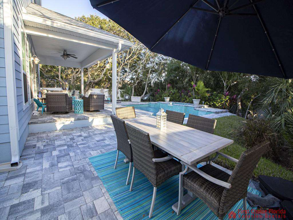 Seaside Retreat - Patio