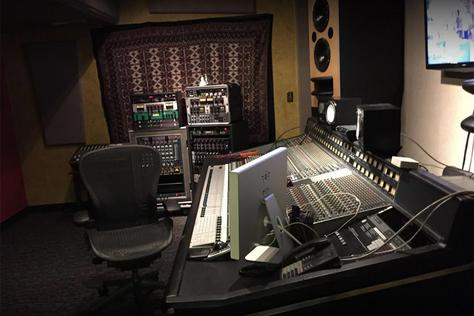 Tree Sound Studio A