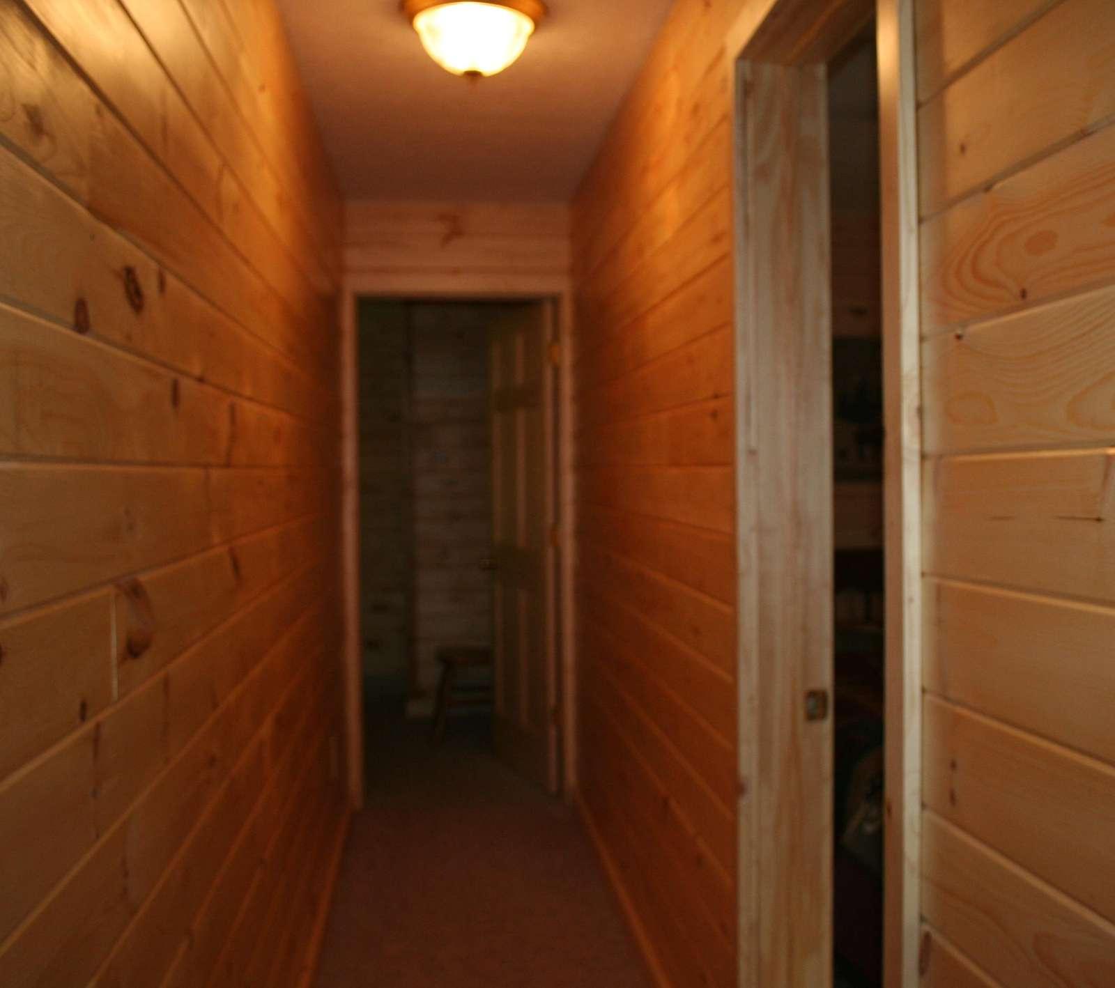 Hallway past 2nd Bedroom to 3rd Bedroom