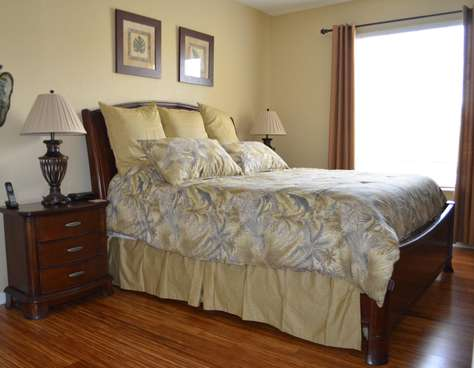 Second Bedroom with King