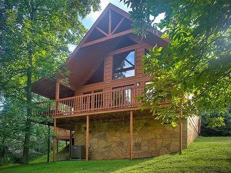 Hide-Away - Country Pines Resort (2 BR)
